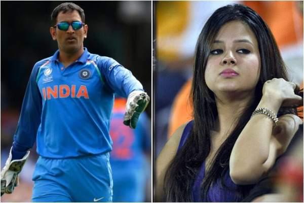 MS Dhoni, Sakshi Doni