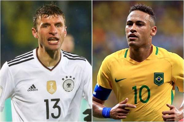 FIFA World Cup final brazil vs germany