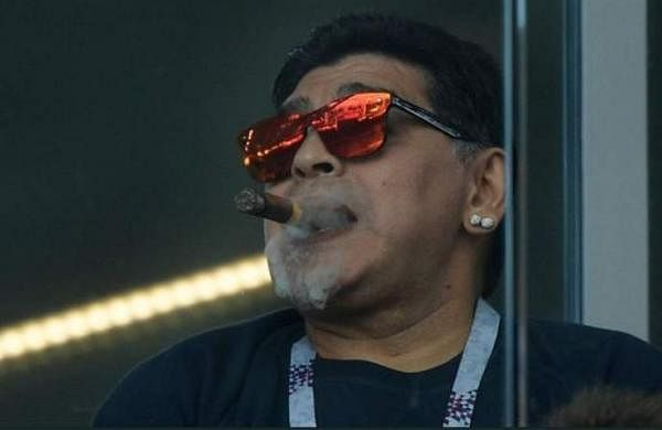 Diego Maradona FIFA World Cup Argentina player