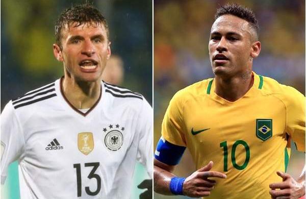 FIFA World Cup final brazil vs germany