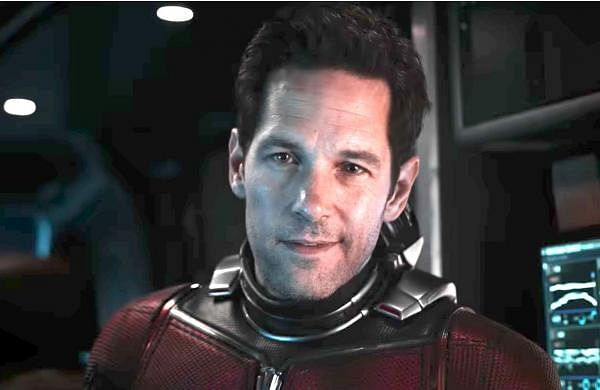 Paul Rudd returns as superhero, says Ant-Man and the Wasp is bananas