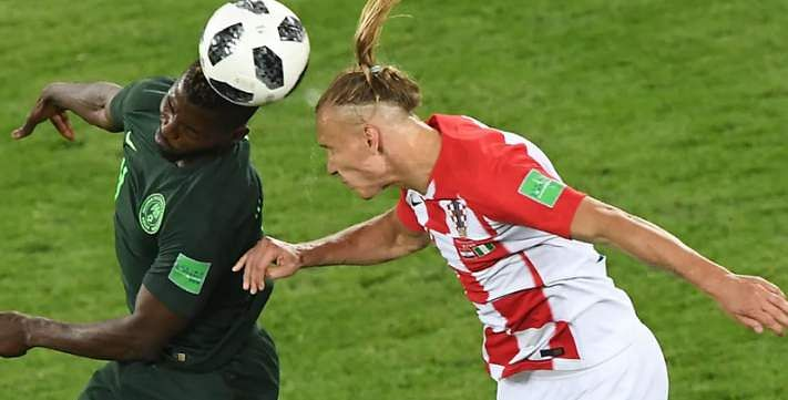 When we talk about hairstyles, Pogba and Neymar have always been in the limelight. But coming into this year's competition, Domagoj from Croatia definitely has one of the most interesting hairstyles.