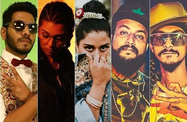 Indie hip-hop Indian rappers