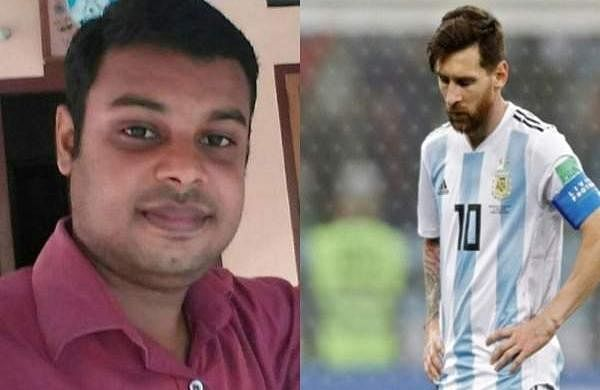 Kerala football fan goes missing after Argentina loses match