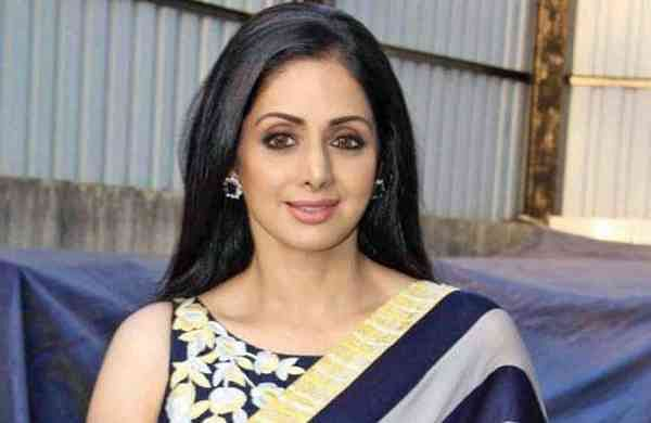 Late Bollywood actress Sridevi Photo