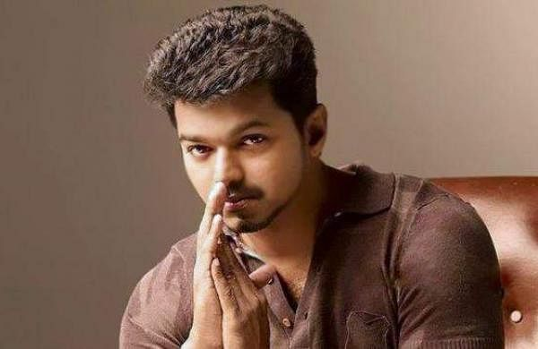 Thalapathy Vijay of Kollywood