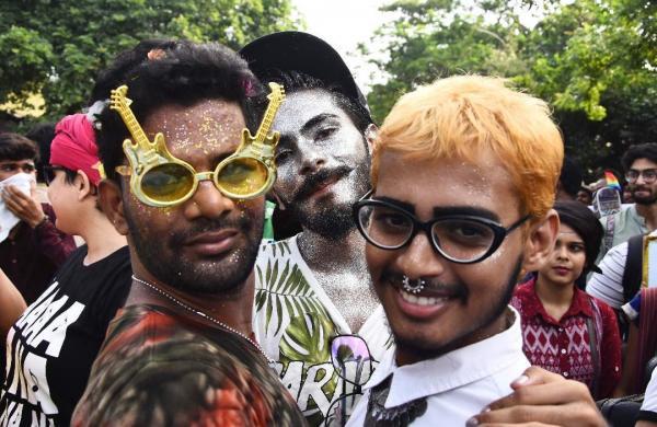 Chennai Rainbow pride parade