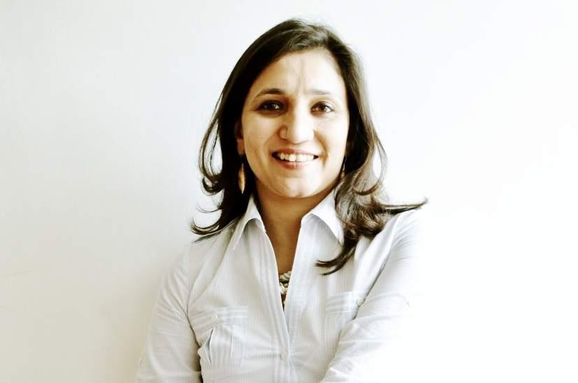 Aparna Jain author Like a Girl
