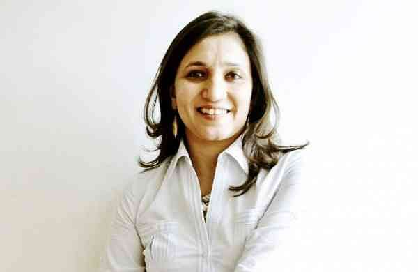 Aparna Jain author Like a Girl