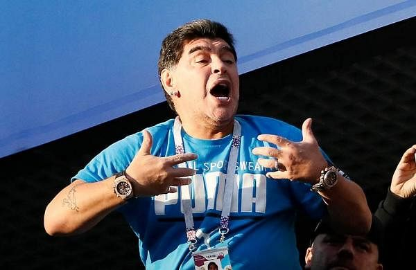 Diego Maradona Football World cup