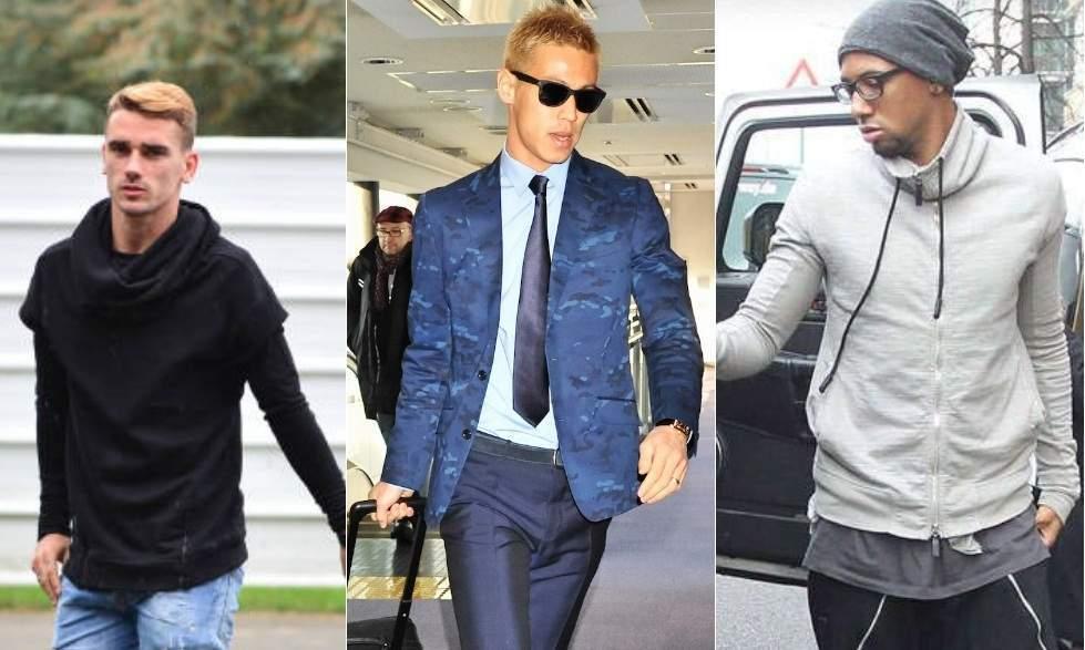7d41adadbac0 A new brood of football fashionistas joins Cristiano Ronaldo