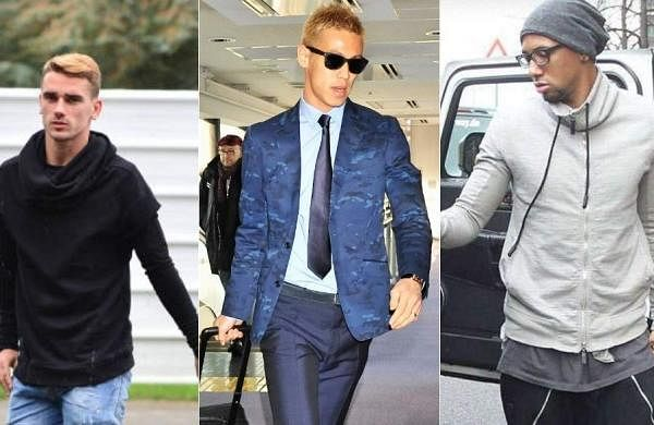 A new brood of football fashionistas joins Cristiano Ronaldo, Neymar, and Messi as style icons