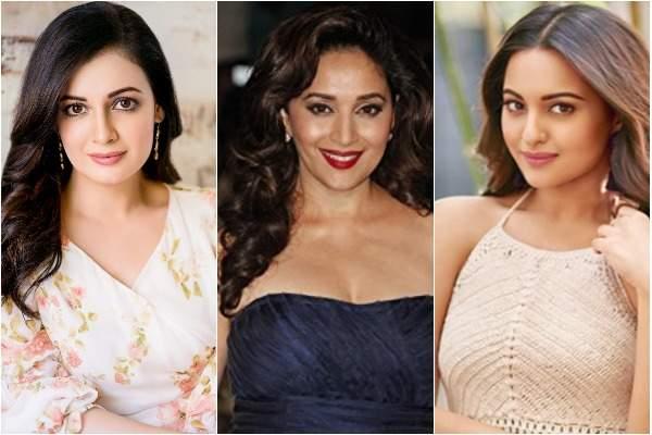 Dia Mirza, Madhuri Dixit Nene, Sonakshi Sinha
