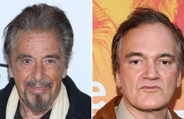 Al Pacino, Quentin Tarantino