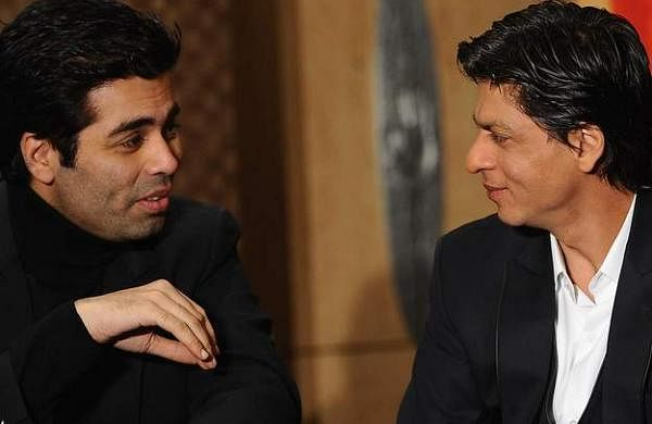 Karan Johar and Shah Rukh Khan