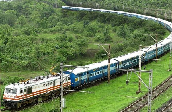 Indian Railways Ramayana Express