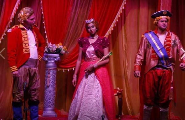 Thiruarangan, by Theatre Marina