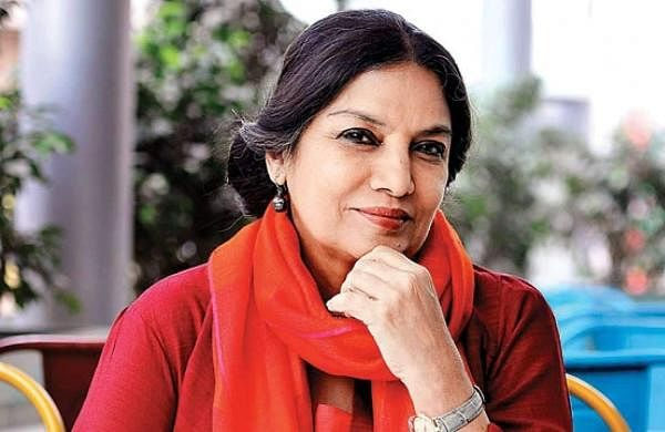 Shabana Azmi accused of anti-national quote, the actor deniesi