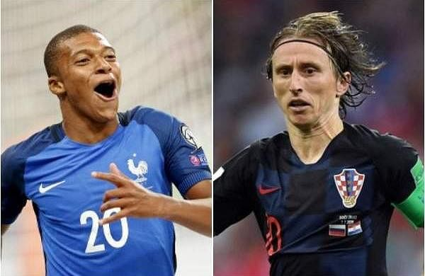 2018 FIFA World Cup final photo