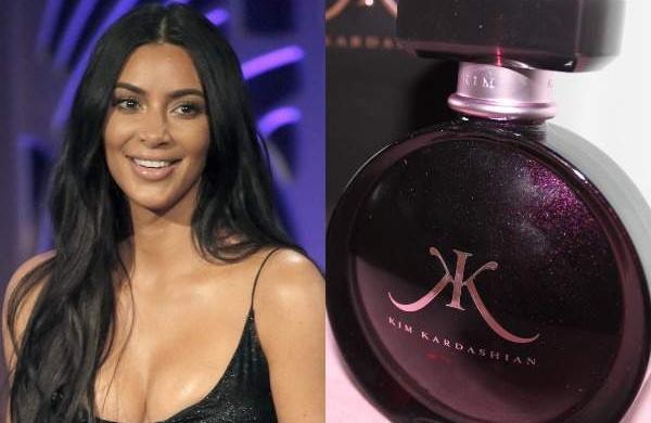 pjimageKim Kardashian's perfume line sued for ripping off Vibes Media logo