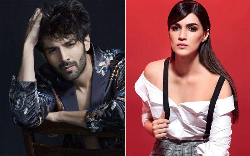 Kartik Aaryan to star opposite Kriti Sanon in upcoming romantic comedy