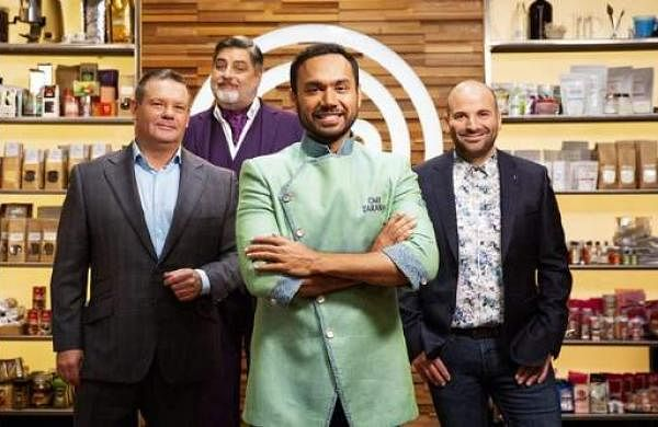 Chef Saransh Goila to appear as guest judge in MasterChef Australia