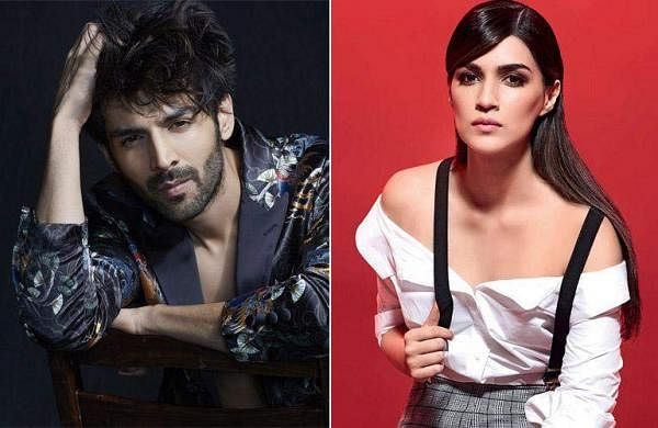 Kartik Aaryan to star opposite Kriti Sanon in upcoming romantic comedy