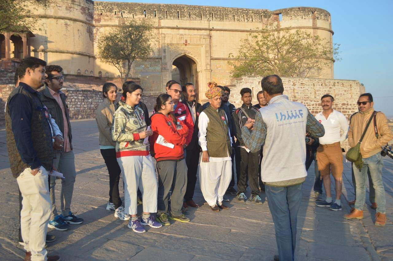 Jodhpur Heritage Walk photo