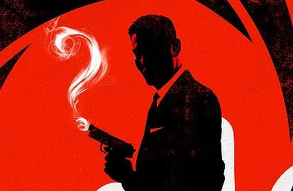 James Bond Forever And A Day book cover photo