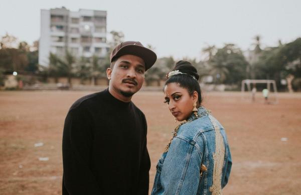 Divine and Raja Kumari