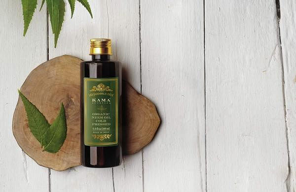 kamaayurveda_Organic_Neem_Oil_ photo