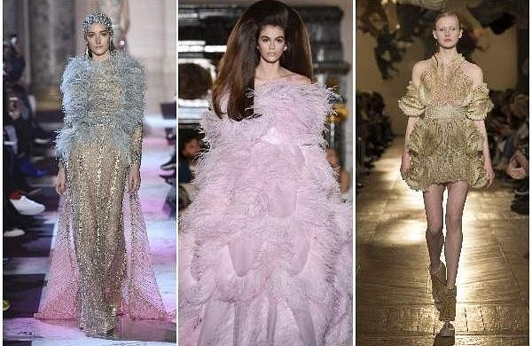 Paris Haute Couture Week photo