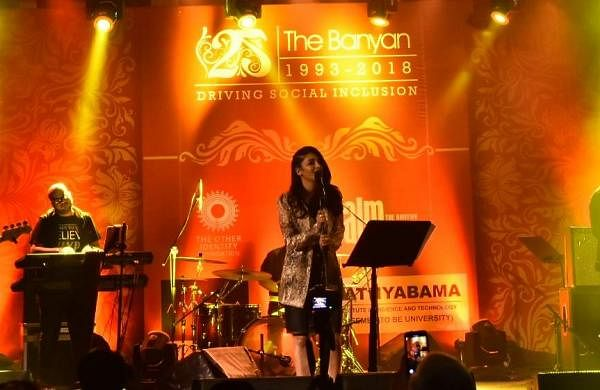 Shruti Hassan's soulful performance