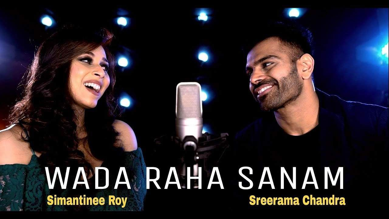 Simantinee Roy and Sreerama Chandra collaborate with Ajay Singha to create a magical cover version of Waada Raha Sanam