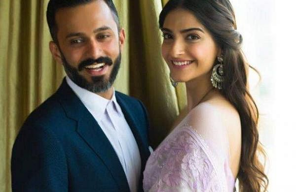 Sonam Kapoor Anand Ahuja photo