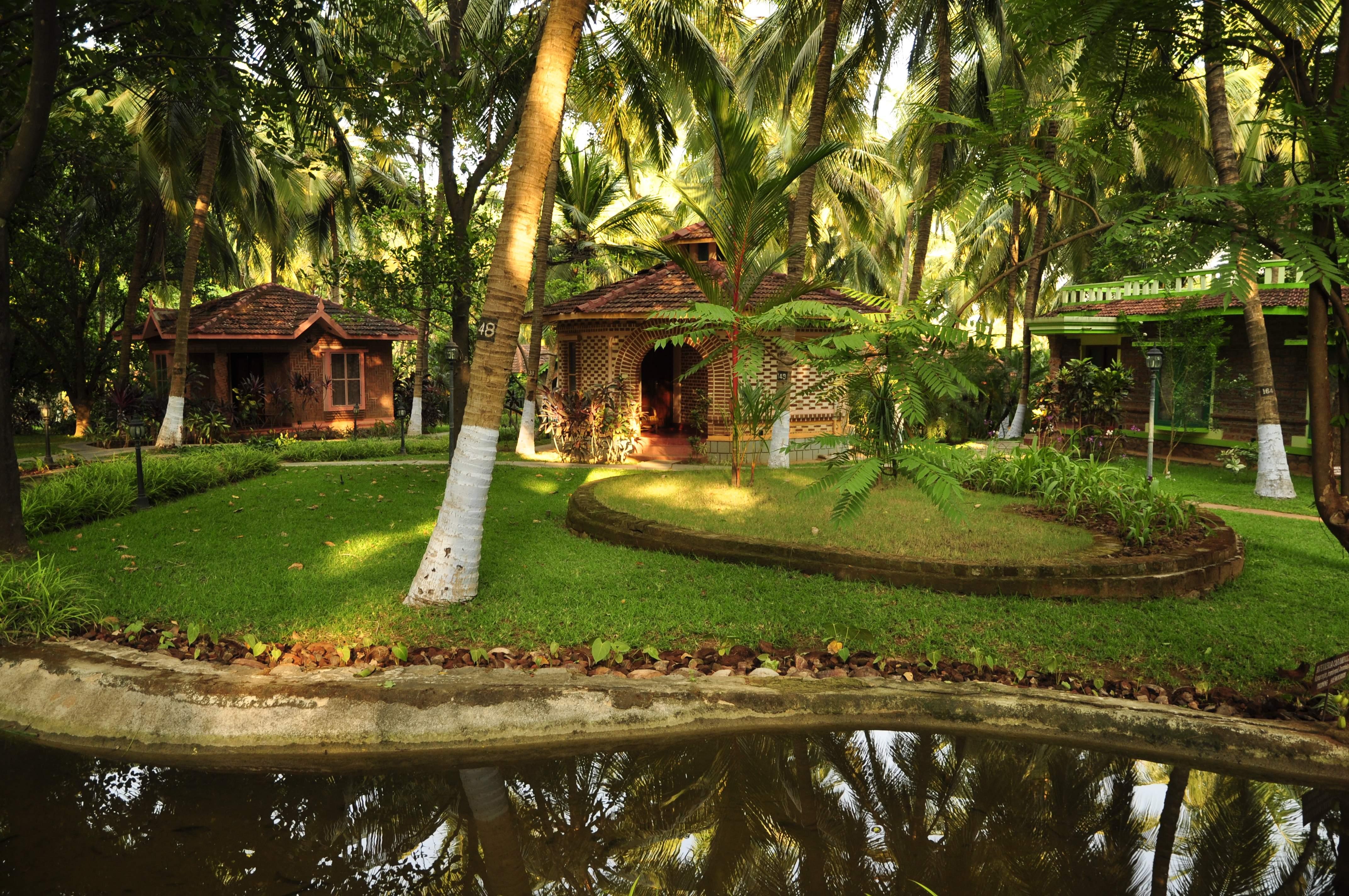 luxury ayurvedic resort kerala