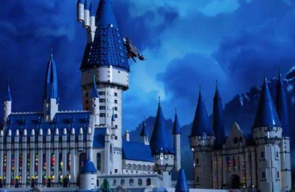 Lego Harry Potter photo