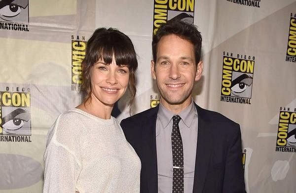 Paul Rudd Evangeline Lilly Antman