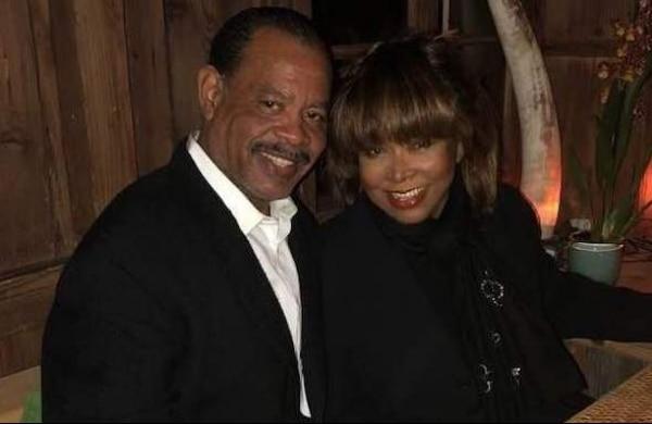 Craig Raymond and Tina Turner