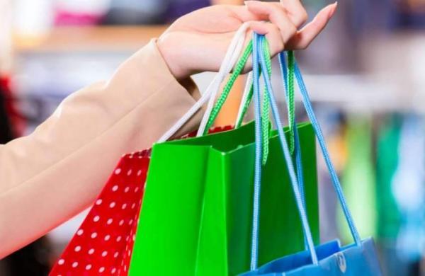 Shopping at Express Avenue