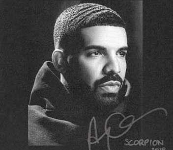 Drake breaks streaming records with new album Scorpion