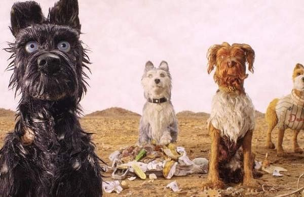 Isle of dogs Movie images