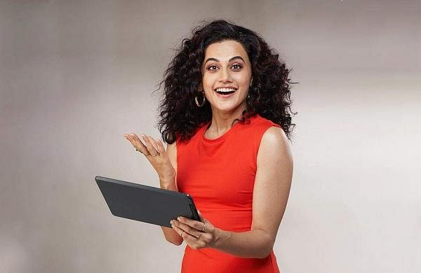 Coverfox and Taapsee Pannu