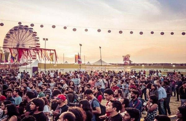 Bacardi NH7 weekender in Meghalaya photo
