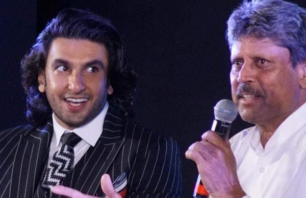 Ranveer Singh Kapil Dev photo