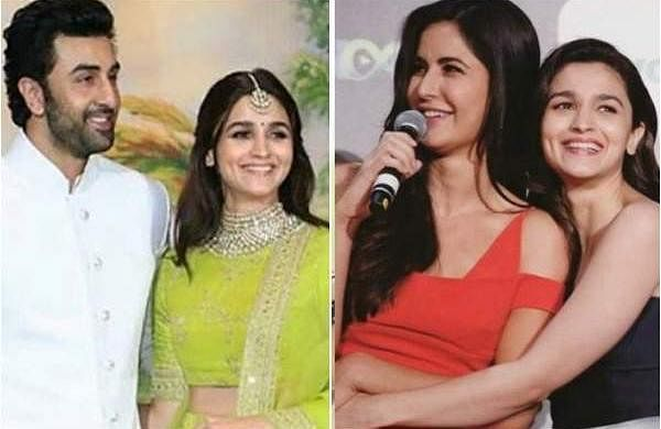 Alia Bhatt responds to alleged tiff with Katrina Kaif over dating Ranbir Kapoor, says there is 'no stress'