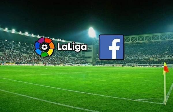 LaLiga goes live on Facebook to reach millions of football fans across India