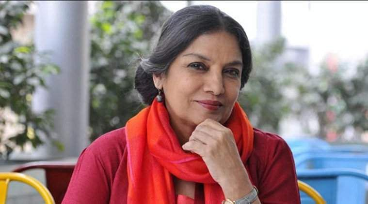 Shabana Azmi latest photo