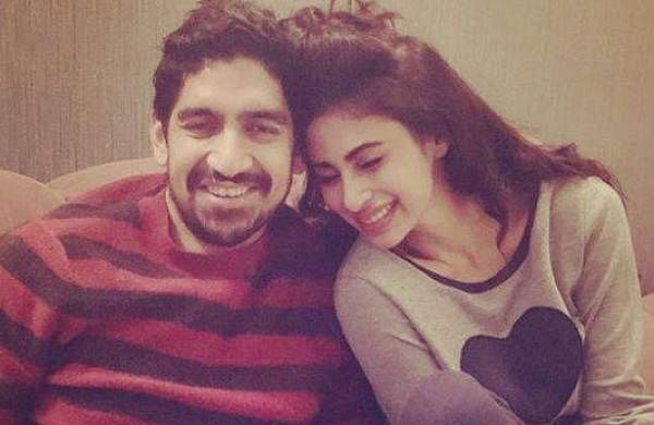 Mouni Roy and Ayan Mukerji photo