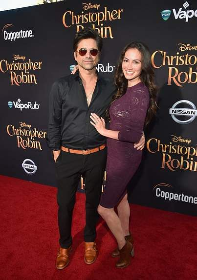 John_Stamos_and_Caitlin_McHugh